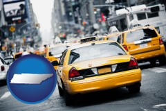 tennessee New York City taxis