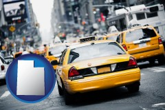 utah New York City taxis